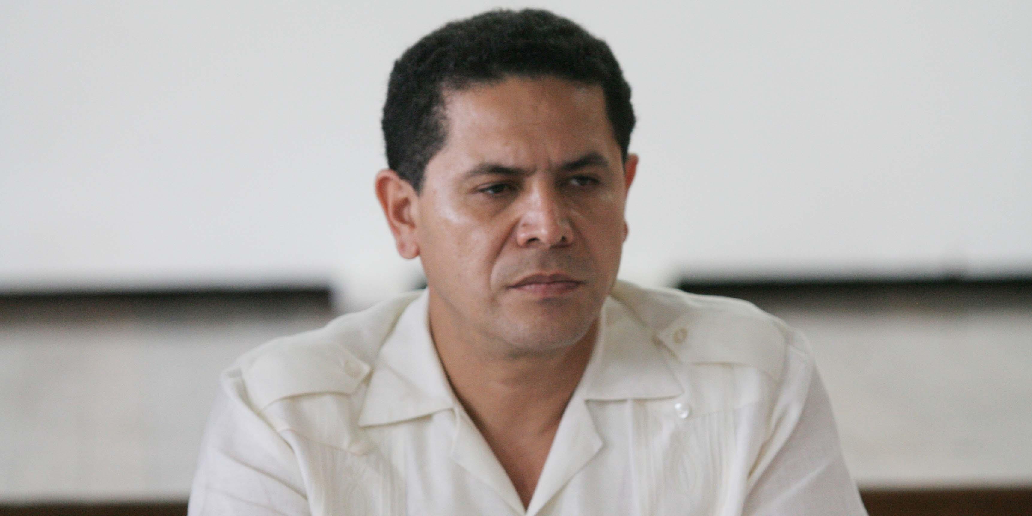 Alcalde de Cancún, Gregorio Sánchez Martínez