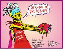 Caricatura política de Eduardo Soto