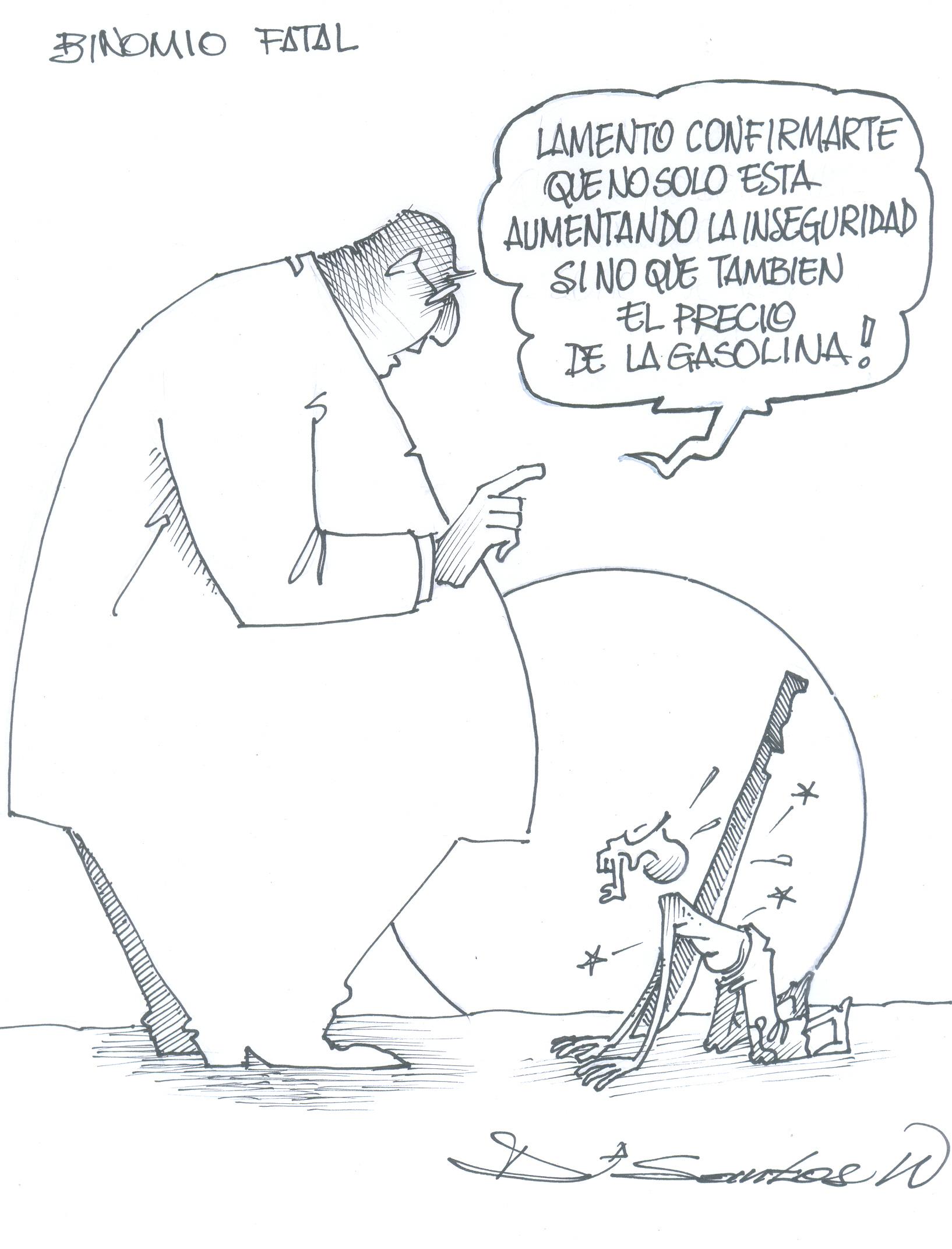 Caricatura No 59 MSF