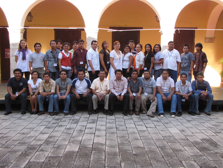 Diplomado de Radio, Felipe Carrillo Puerto 2010